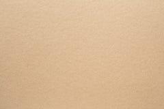 Brown-Pappzusammenfassungs-Beschaffenheitshintergrund Stockbild