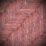 Brown parquet design Stock Images