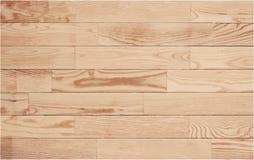 Brown parqueted el piso, textura de madera con ilustración del vector