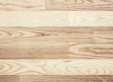 Brown parqueted floor, wooden texture with Royalty Free Stock Photography