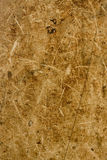 Brown Particle Board Stock Image