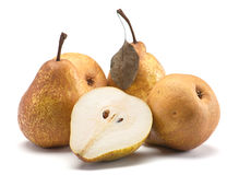 Brown pear Royalty Free Stock Photo