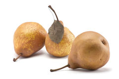 Brown pear Royalty Free Stock Images