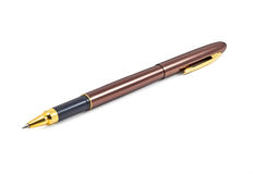 Brown pen Stock Images