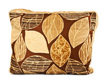 Brown pillow Stock Images