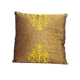 Brown pillow Royalty Free Stock Images
