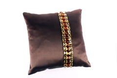 Brown Pillow Stock Image