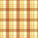 Brown plaid Stock Photos