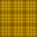 Brown plaid background Stock Images