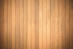 Brown plank wood wall background stock photography