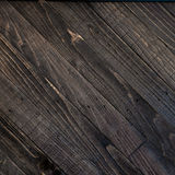 Brown plank wood wall background Stock Photos