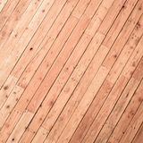 Brown plank wood wall background Royalty Free Stock Photos