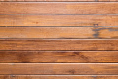 Brown plank wooden wall Stock Photos