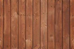 Brown planks background Royalty Free Stock Photos