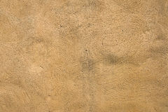 Brown plaster Royalty Free Stock Images