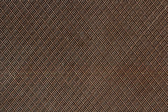 Brown plastic texture Stock Photography