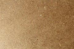 Brown plywood fiberwood texture Stock Photography