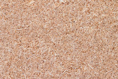 Brown plywood surface. Royalty Free Stock Photo