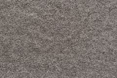 Brown polar fleece fabric texture close up. As background Royalty Free Stock Photography