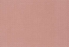 Brown polka dot background Royalty Free Stock Image