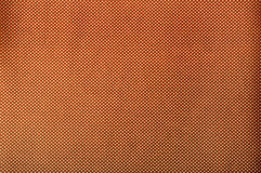Brown polka dot background Stock Photography