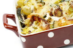 Vegetable Casserole Stock Photography
