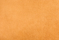 Brown polyester fabric Stock Photos