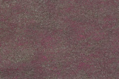 Brown- purple felt Royalty Free Stock Photography