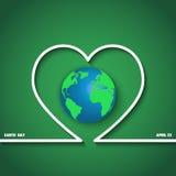 brown räknad dagjord som miljölövverk går den gående gröna treen för text för slogan för ordstäv för kramnaturuttryck Royaltyfria Bilder