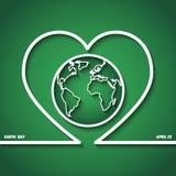 brown räknad dagjord som miljölövverk går den gående gröna treen för text för slogan för ordstäv för kramnaturuttryck Royaltyfria Foton