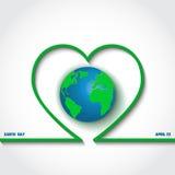brown räknad dagjord som miljölövverk går den gående gröna treen för text för slogan för ordstäv för kramnaturuttryck Arkivfoton