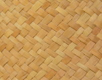 Brown rękodzieło wyplata tekstury powierzchnię Zdjęcia Stock