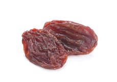 Brown raisin closeup Royalty Free Stock Photo