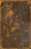 Brown rasguñó el cuero Imágenes de archivo libres de regalías