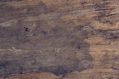 Brown rasguñó el fondo texturizado de madera imagenes de archivo