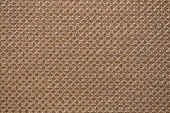 Brown rectangle abstract texture Royalty Free Stock Images