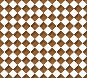 Brown rectangle pattern Royalty Free Stock Image