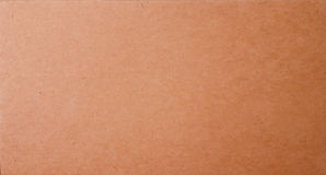 Brown recycled paper Royalty Free Stock Photo