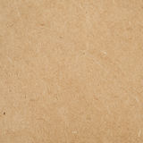 Brown recycled paper texture Royalty Free Stock Images