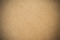 Brown recycled paper texture Royalty Free Stock Photography