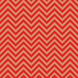 Brown and red chevron pattern Royalty Free Stock Image