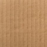 Brown reilef carton texture Stock Photos