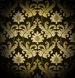 Brown renaissance background Royalty Free Stock Photography