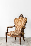 Brown Retro Chair Stock Images