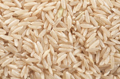 Brown rice background Royalty Free Stock Images