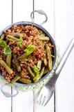 Brown rice Royalty Free Stock Photos