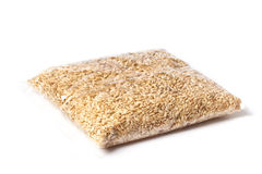 Brown Rice Package Royalty Free Stock Photos