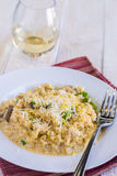 Brown Rice Risotto Royalty Free Stock Photos
