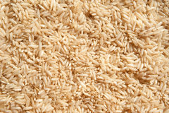 Brown Rice Texture Royalty Free Stock Photo