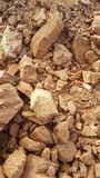 Brown rock. Texture background Royalty Free Stock Photography